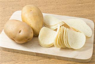 Potato And Potato Chips
