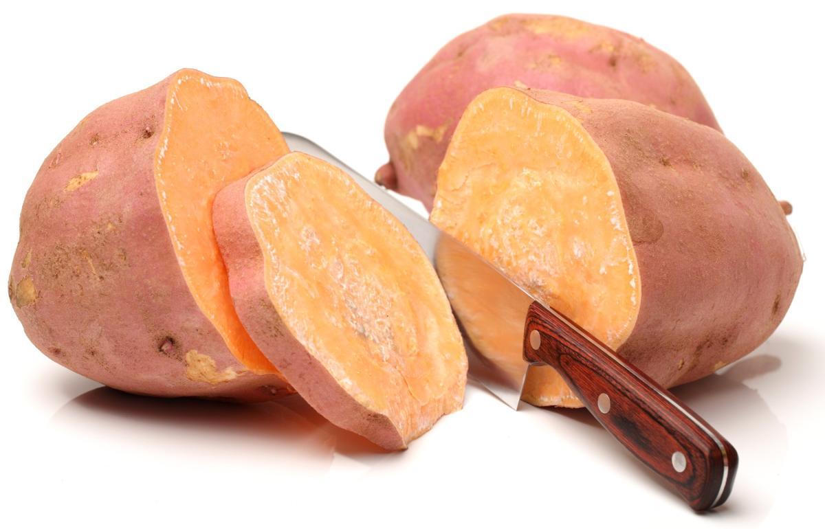 Easy Sweet Potato Fish Cakes