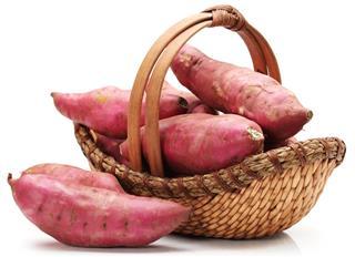 Sweet potatoes basket
