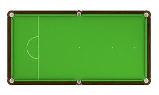 Snooker Ball Table
