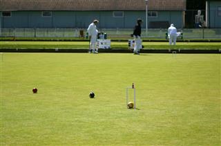 Croquet Match