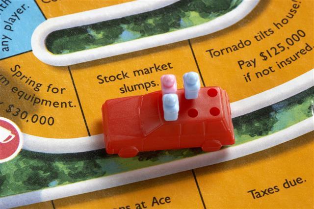Stock Market Slumps