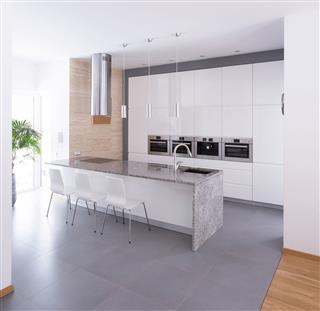 Contemporary Kitchen Interior