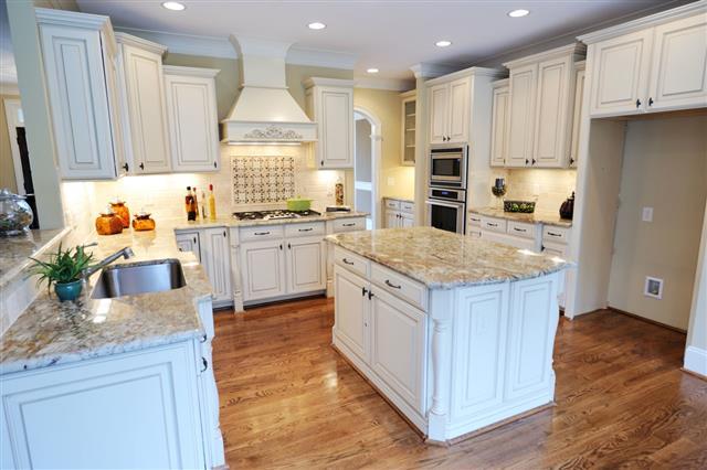 Home Interior Kitchen