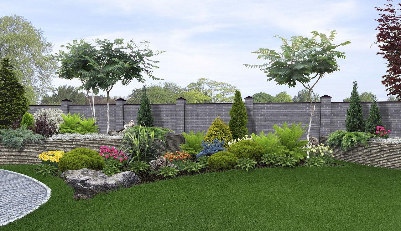 Backyard Design Ideas Images : Backyard landscape design stunning landscaping