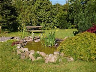 Beautiful Classical Garden