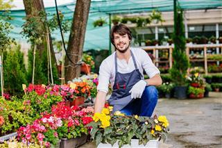 Garden Center Owner