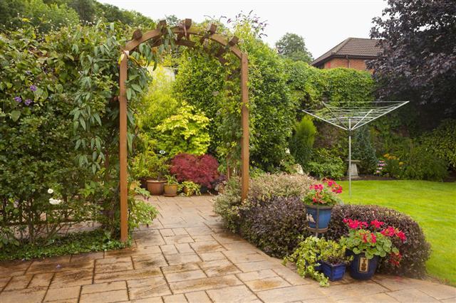 English Domestic Garden