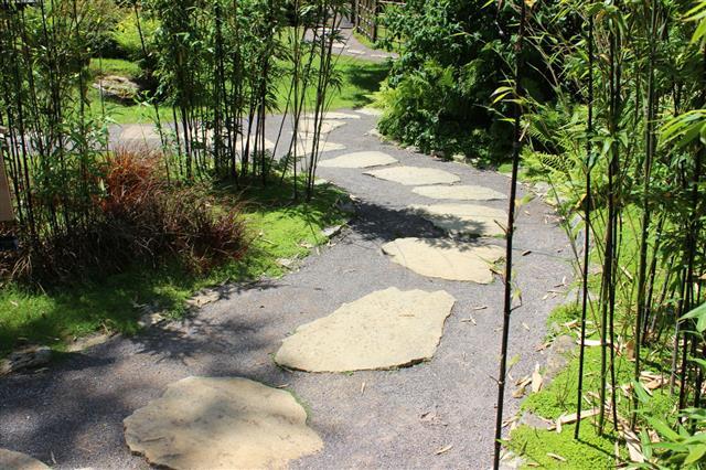 Japanese Garden Natural Stepping Stones