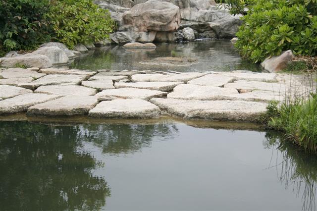 Paved Stones Walkway