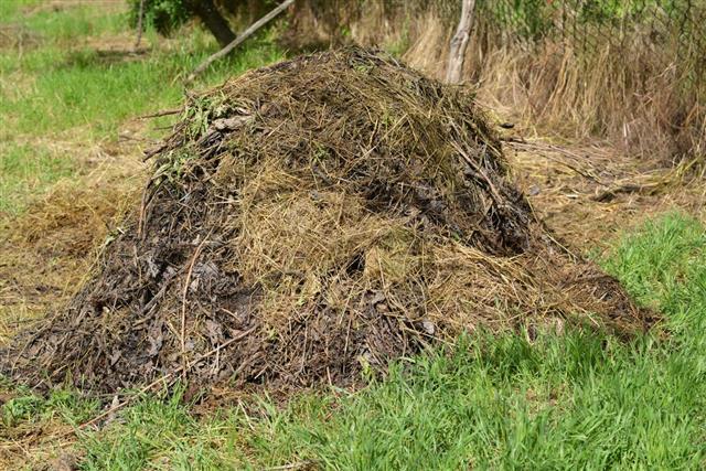 Composting stack