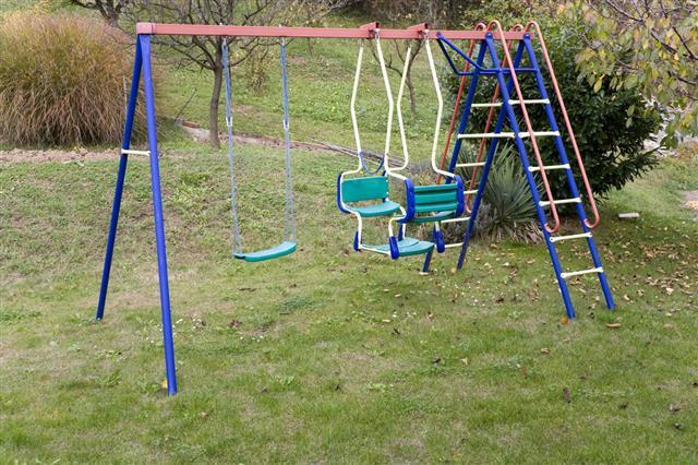 Childrens Swing