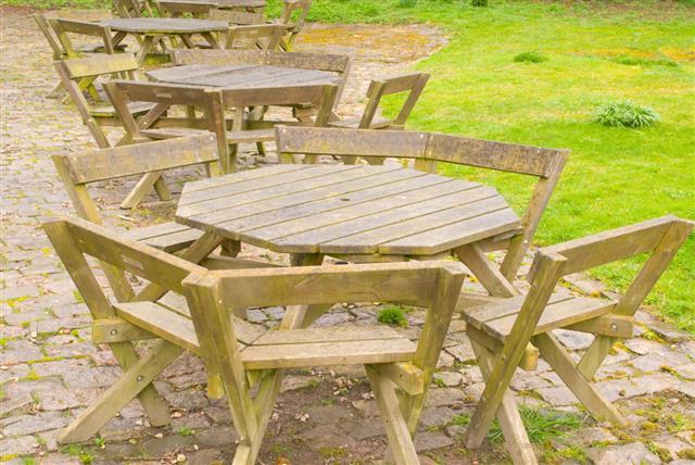 Picnic Tables
