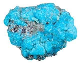 Blue Turquoise Gemstone