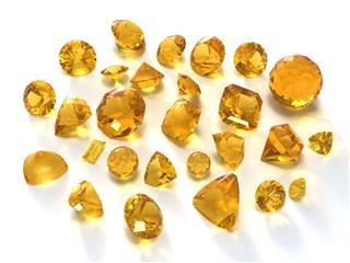 Citrine Gems