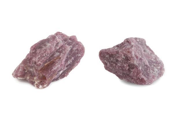 Natural Mineral Of Pink Tourmaline