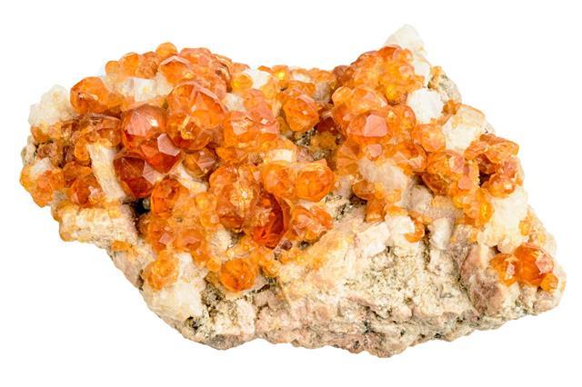 Spessartine Garnet Crystals