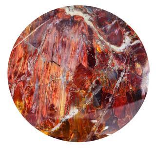 Tumbled Red Sunstone