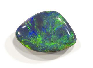 Polished Opal