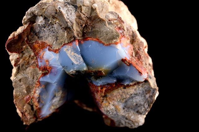 Blue Opal Rough