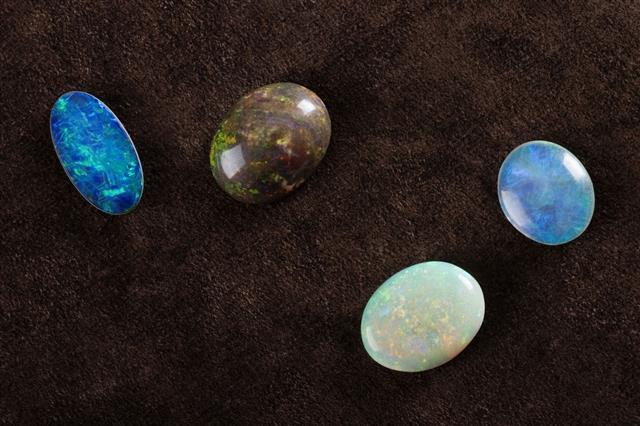 Opal Samples