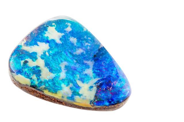 Single Opal Jewel