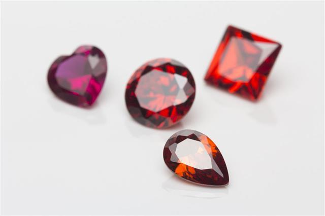 Four Rubies
