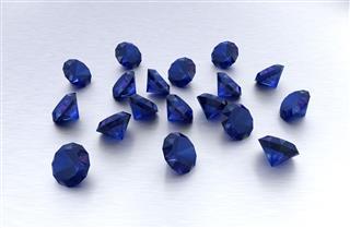 Sapphire Blue Gems