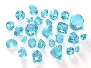 Blue Topaz Gems