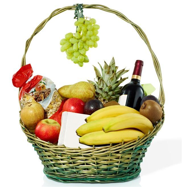 Fruit basket