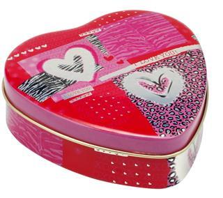 Heart Tin gift