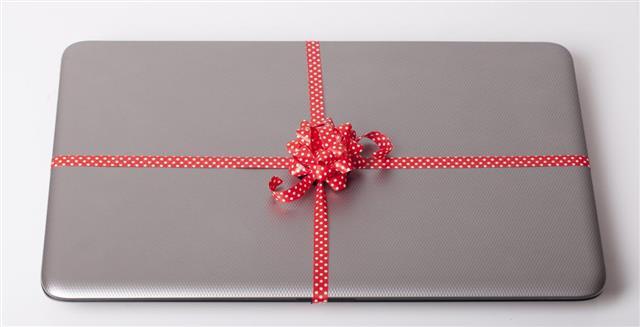 Laptop gift