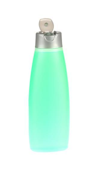 Green Bottle Of Shampoo