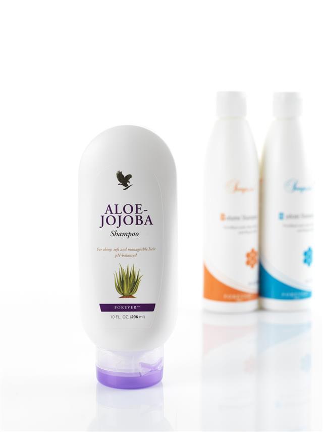 Aloe Jojoba Shampoo