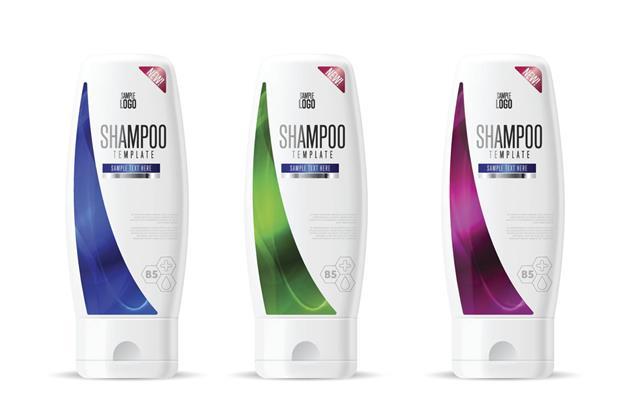 Shampoo Bottle Set