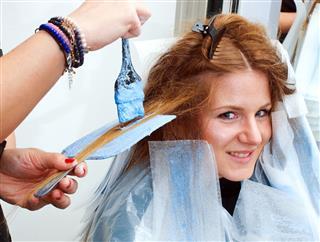 Coloring Hair
