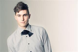 Attractive Teen Portrait