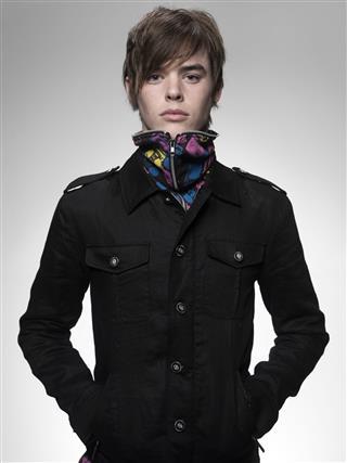 Urban Style Male Model