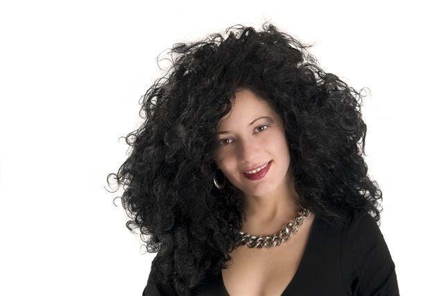 Wild Hair Woman