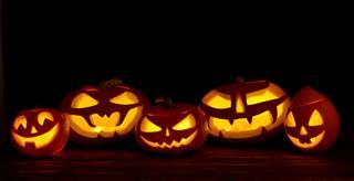 Scary Pumpkins Lantern