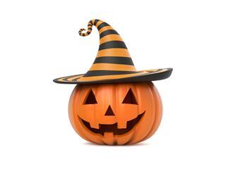 Funny Halloween Pumpkin