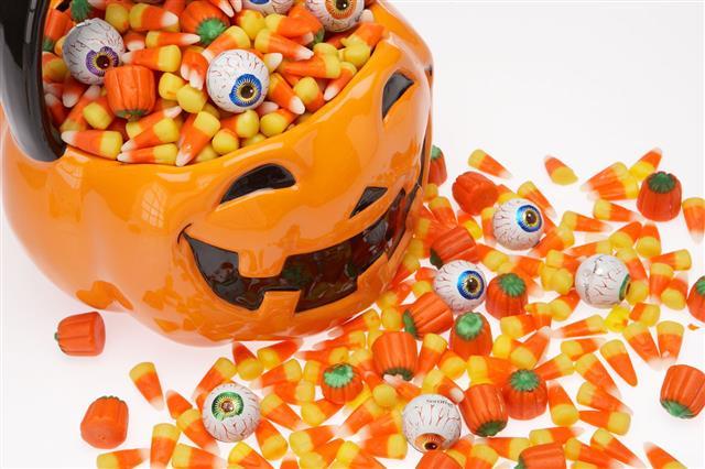 Halloween Candy Series