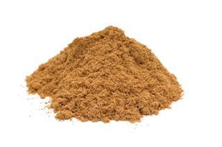 Pile Of Ground Cinnamon