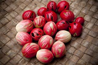 Nutmeg Mace Spice