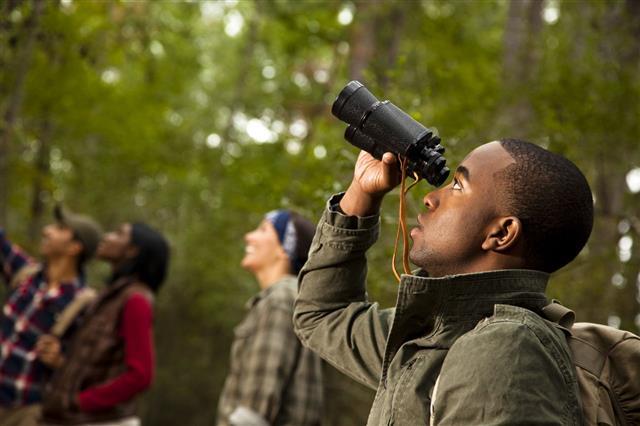 Binoculars Bird Watching
