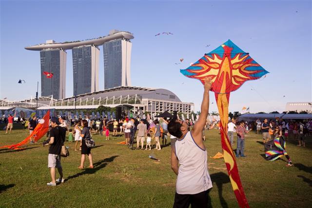Kite Festival Singapore