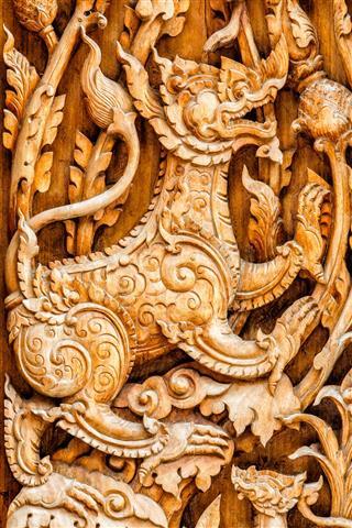 Singha Wood Carve