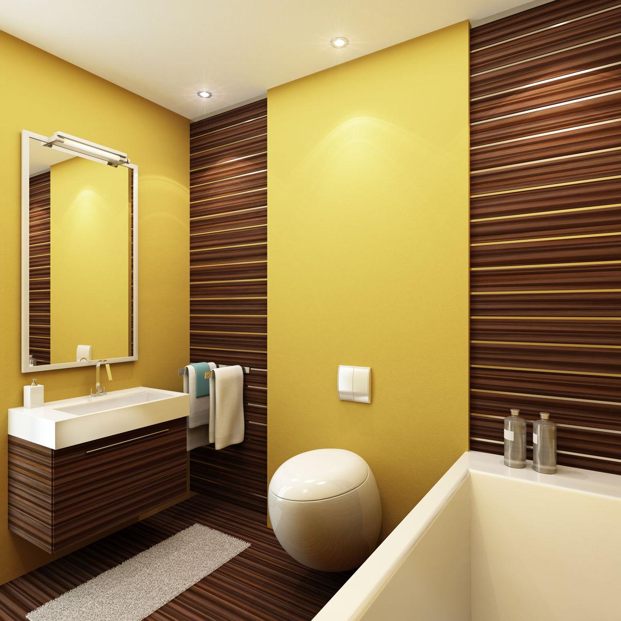 Small Bathrooms Makeover: Lavish Small Bathroom Makeover Ideas To Jazz Up Your Bath Area
