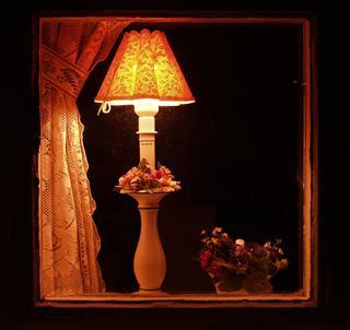 Swedish Lamp