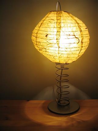 Bubble Lamp